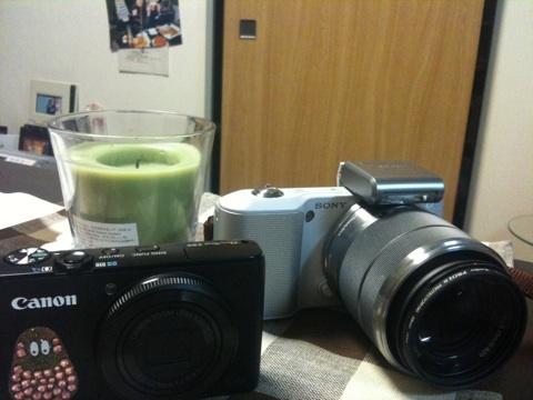 うさぎ夫婦の農業への道-カメラ