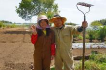 うさぎ夫婦の農業への道